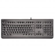 Cherry KC 1068 Sealed Keyboard  Black (Pack 1)