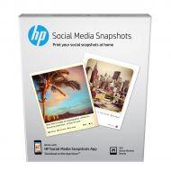 )HP Rmvble Sticky PhotoPaper10x13cm PK25 (Pack 1)