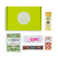 )Healthy Nibbles Nut Free 5 MiniBox (Pack 1)