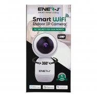 Ener-J WiFi Indoor IP Camera IPC1023 (Pack 1)