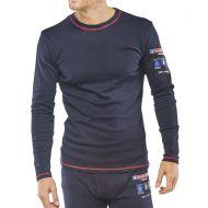 )Arc Compliant Long Sleeve T-Shirt Sml (Pack 1)