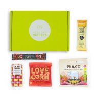 )Healthy Nibbles Vegan 5 MiniBox (Pack 1)