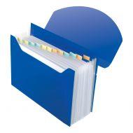 Rexel Optima 13pt Expander Blue 2102484 (Pack 1)