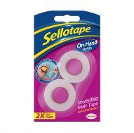 Sellotape On Hand Inv Refills 2379006 (Pack 2)