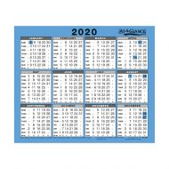 At A Glance 2020 Wall Calendar 930 (Pack 1)