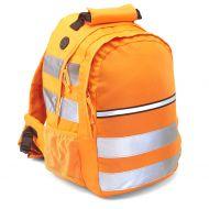 )Hi-Viz Rucksack 25 ltr Orange  (Pack 1)