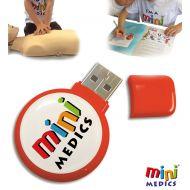 )Mini Medics Usb Training Package  (Pack 1)