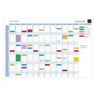Magnetic Yearly Planner Exaplanner (Pack 1)