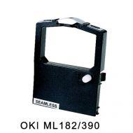 Compatible 2455RN Nylon Ribbon Black (Pack 1)