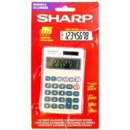 Sharp Calculator H/Held EL240SAB (Pack 1)