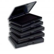 Trodat Large Stamp Pad 160X90mm Black (Pack 1)