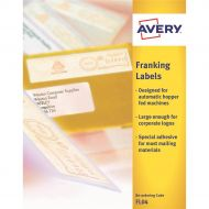 Avery FSC Auto Franking Label Fl04 B1000 (Pack 1)