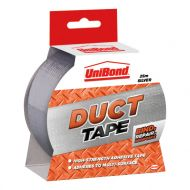 Unibond Duct Tape 50mmx25M Silver1418606 (Pack 1)