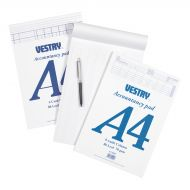 Vestry 8 Cash Account.Pad CV2064 (128125 (Pack 1)