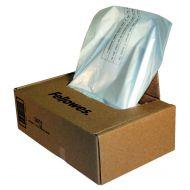 Fellowes Shredder Bags PK50 36055 (Pack 1)