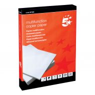 5 Star Office 80gsm A3 Paper Pk500 (Pack 1)