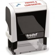Trodat Color WrdStmp Priv&Cfdl 77307 (Pack 1)