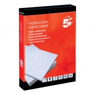 5 Star Office 80gsm A4 Paper Pk500 (Pack 1)