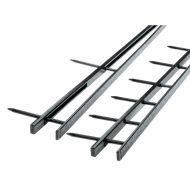 GBC Elec V/Bind Strip Blk 9741635 Pk25 (Pack 1)