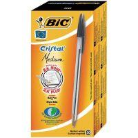 Bic Crist Med Blk B50 8373632 (Pack 50)
