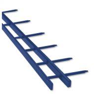 GBC 1in Surebind Strips Blu Pk100 (Pack 1)