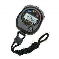 Stopwatch Water Resistant Black (Pack 1)