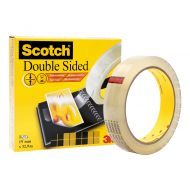 3M Scotch Double Sided Perm Tape 6651933 (Pack 1)