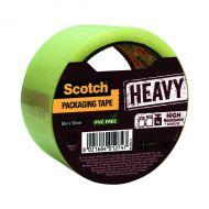 Scotch HDty Packing Tape 50mmx50m Clr