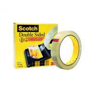 Scotch Double Sided Tape 19mmx33m