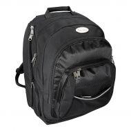 Lightpak Bckpack Nylon Blk 46090 (Pack 1)