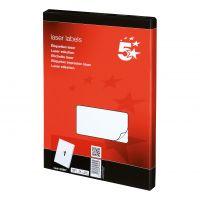 5 Star Office MultiPLbls 199.6x289.1 100 (Pack 1)
