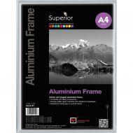 Photo Frame Clip Aluminium A4 (Pack 1)