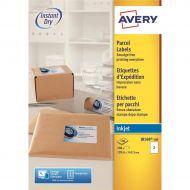 Avery I/JetLbls 199.6x143.5Wht J8168-100 (Pack 1)