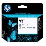 HP 72 Inkjet P/Head Grey&PhotoBlk C9380A (Pack 1)