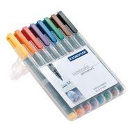 Staedtler Lumocolor Pen Wllt 318WP8 Pk8 (Pack 1)
