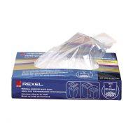 Rexel 115LShredder W/Sack Pk100 40070 (Pack 1)