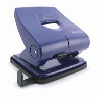 Rapesco 827P ABS Pch  Blu PF827PL2 (Pack 1)