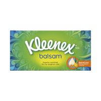 Kleenex Balsam Tissues Box64 (Pack 1)