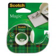 Scotch MagicTapeCrd Disp19mmx25m 8-1925D (Pack 1)