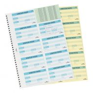 Durable Visitor Book 300 Inserts Refill (Pack 1)