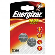 Energizer Lith Battery CR2025 Pk2 637988 (Pack 1)