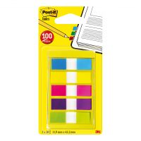 Post-It R Index Smallformat 5Col 683-5Cb (Pack 1)