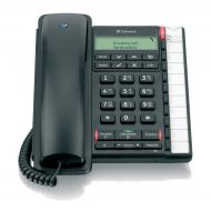BT Converse 2300 Telephone Blk 040212 (Pack 1)