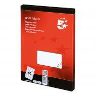 5 Star Office MultiPLbl 38.1x21.2 6500Lb (Pack 1)