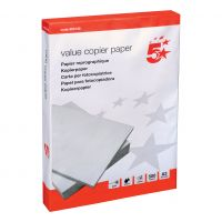 5 Star Value A3 Paper Pk500 (Pack 1)