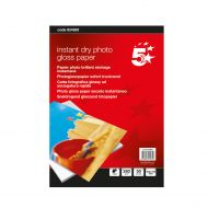 5 Star PhotoGloss Ppr 10x15cm280gsm Pk50 (Pack 1)
