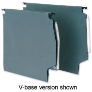 5 Star Ltrl File Wd-base 275mm Grn Pk50 (Pack 1)