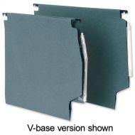 5 Star Ltrl File Wd-base 330mm Grn Pk50 (Pack 1)