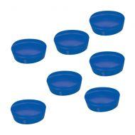 5 Star Magnets 20mm Pk10 Blue (Pack 1)