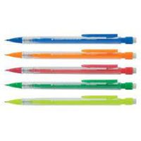 Mechanical Pencil Retractable Disposable Lead Assorted Barrels [Pk 10]